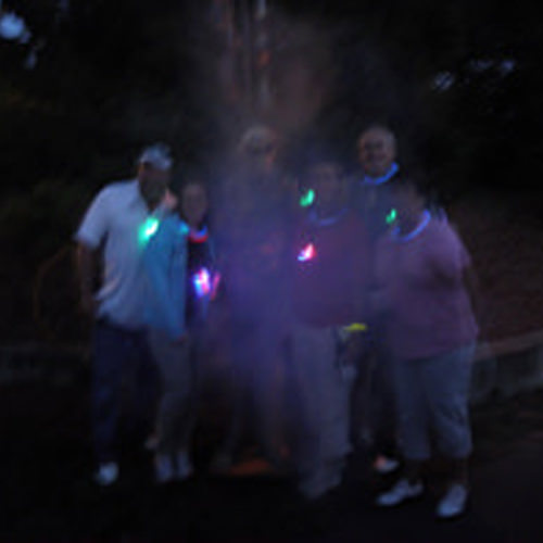 Bungay Brook Golf Club Annual Glow Ball Tournament